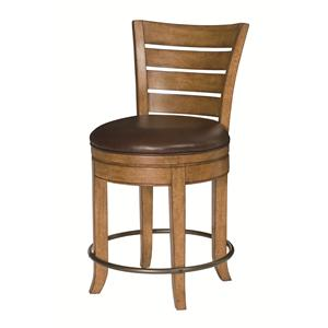 Morris Home Furnishings Hidden Treasures Pub Stool