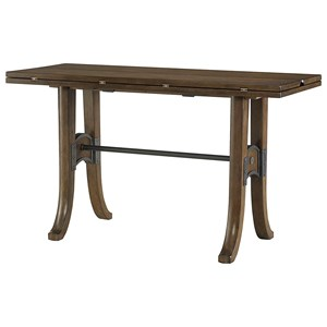 Hammary Hidden Treasures Flip-Top Table