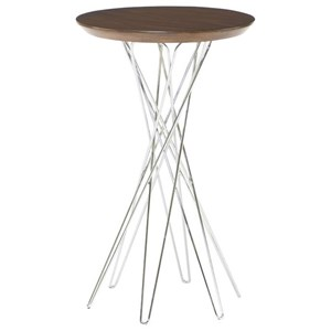 Hammary Hidden Treasures Martini Wire Table