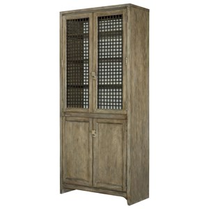 Hammary Hidden Treasures Wine Cabinet