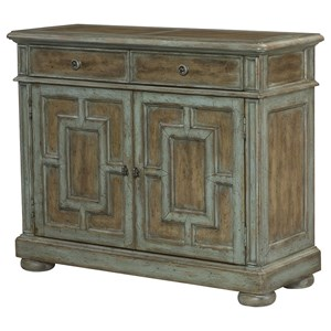 Hammary Hidden Treasures 090 528 2 Drawer Bachelor S Chest