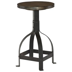 Morris Home Furnishings Hidden Treasures Stool
