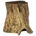 Hammary Hidden Treasures Tree Trunk Accent Table - Item Number: 090-773