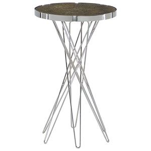 Hammary Hidden Treasures Slate Wire Table