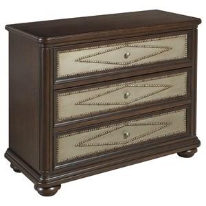 Hammary Hidden Treasures Accent Cabinet