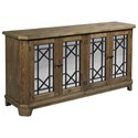 Hammary Hidden Treasures Door Console - Item Number: 090-902