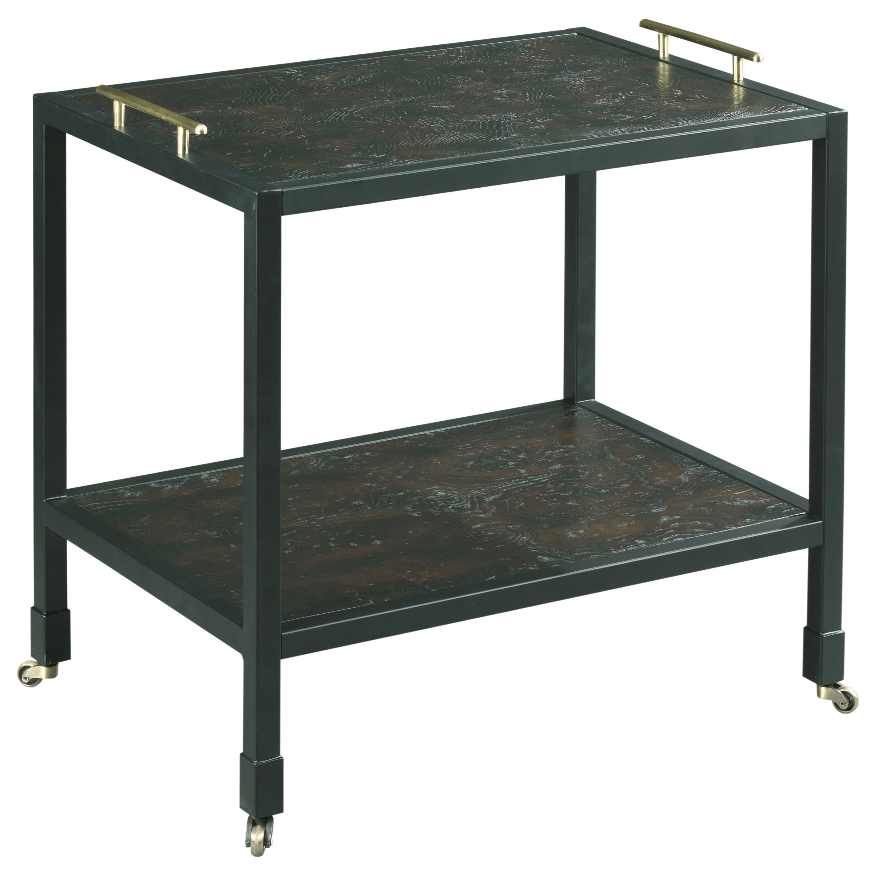 Hidden Treasures Modern End Table by Hammary at Stoney Creek Furniture