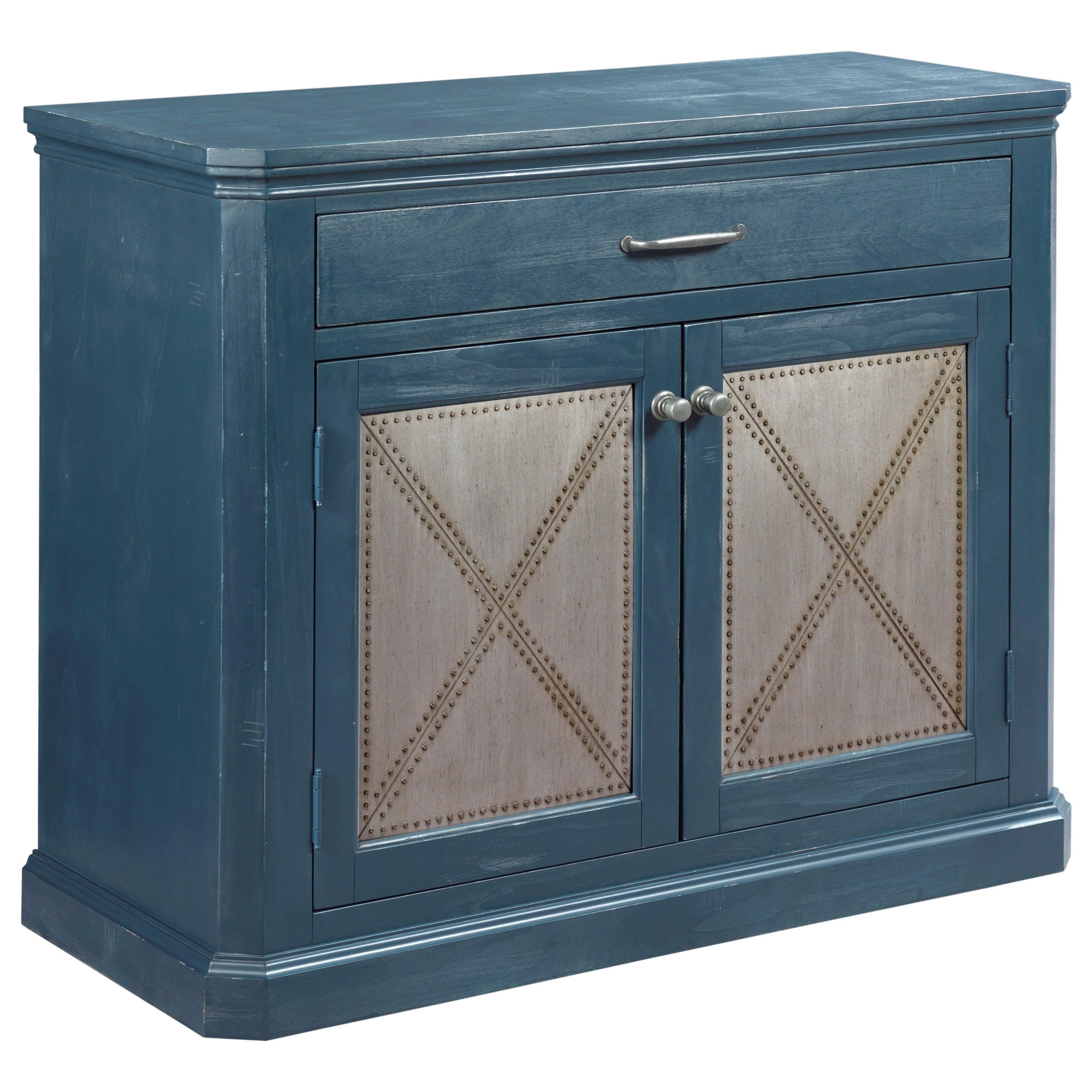 Hidden Treasures Door Cabinet by Hammary at Stoney Creek Furniture