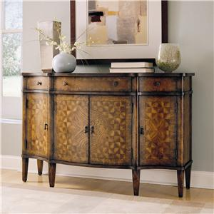 Morris Home Furnishings Hidden Treasures Console