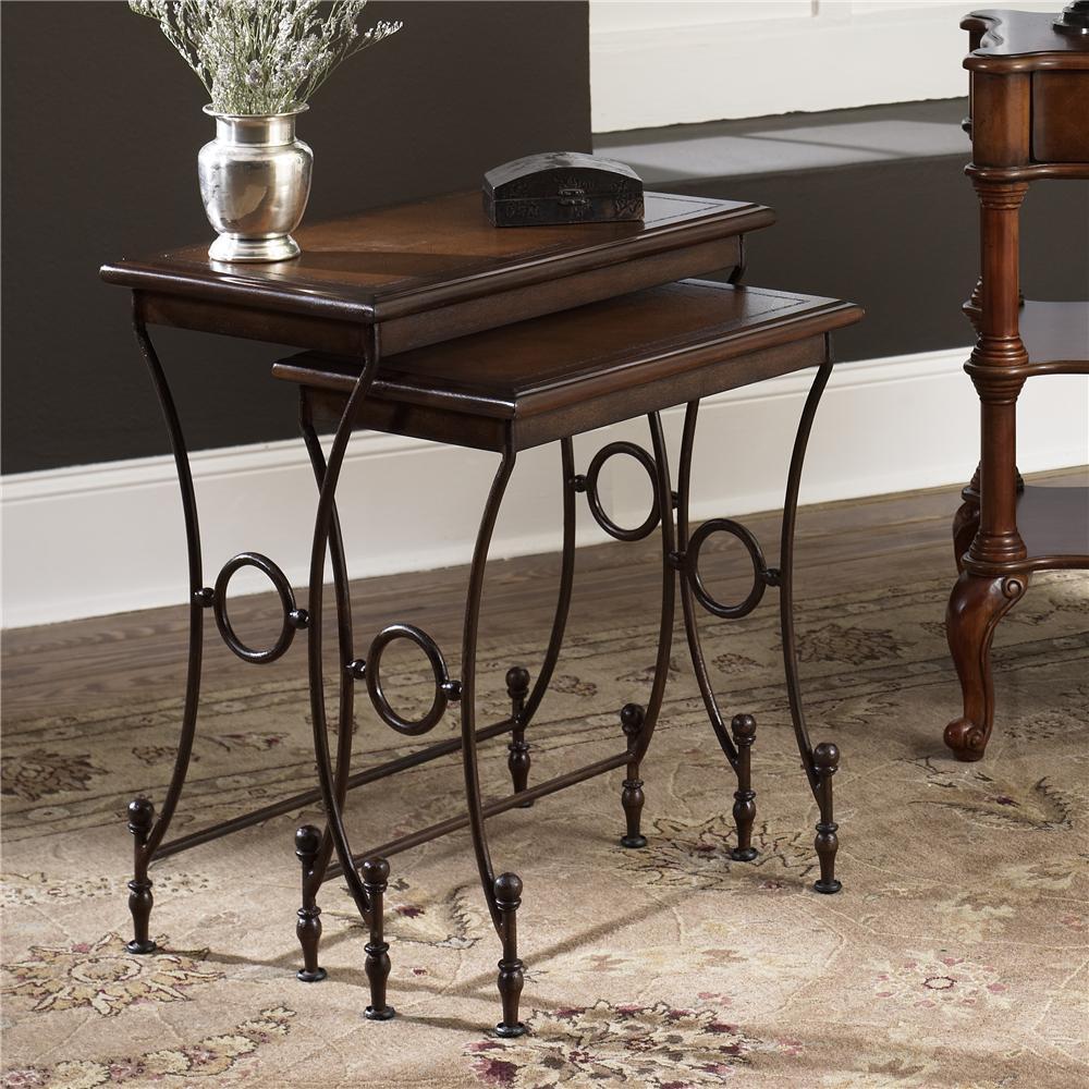 Hammary Hidden Treasures Nesting Tables - Item Number: T72744-00