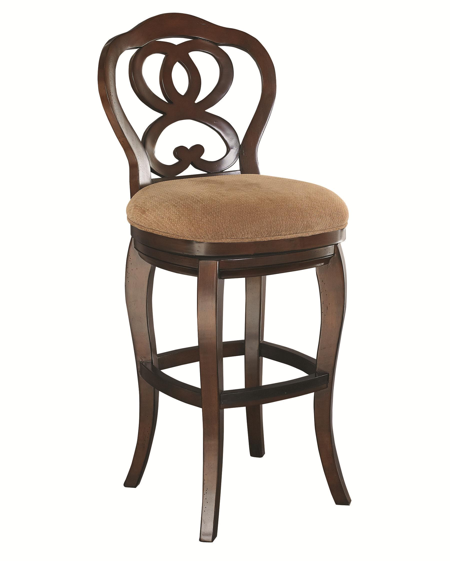 Hammary Hidden Treasures Counter Height Barstool - Item Number: T73184-00
