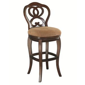 Morris Home Furnishings Hidden Treasures Counter Height Barstool