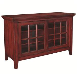 Morris Home Furnishings Hidden Treasures Entertainment Console