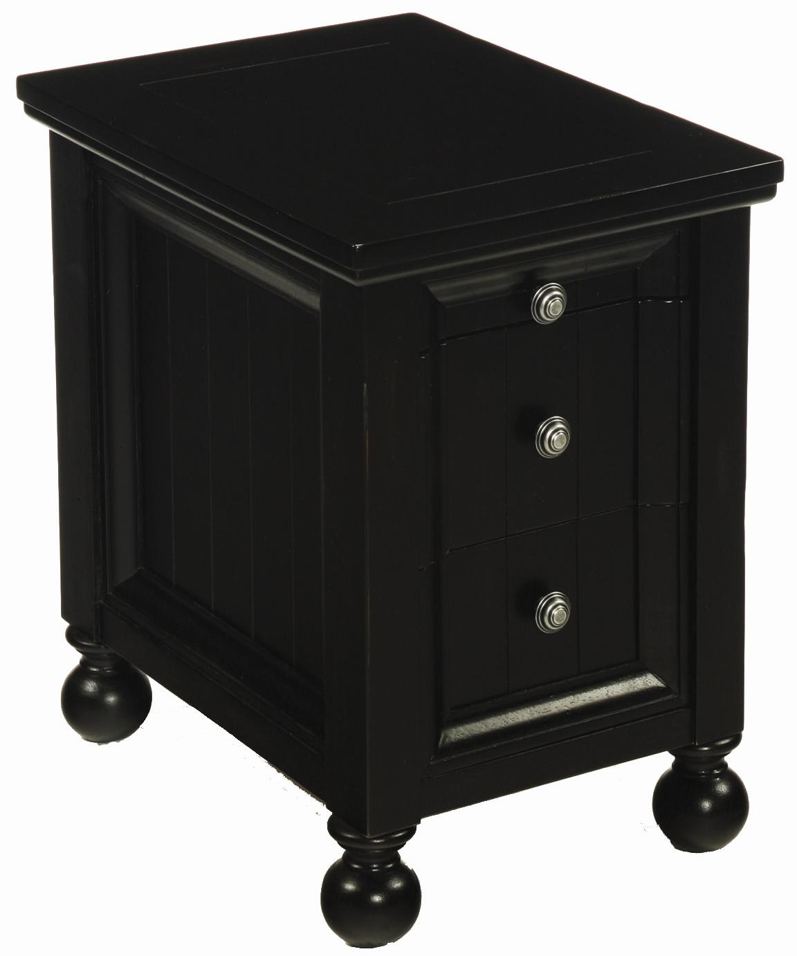 Hammary Hidden Treasures Chairside Table - Item Number: T73474-22