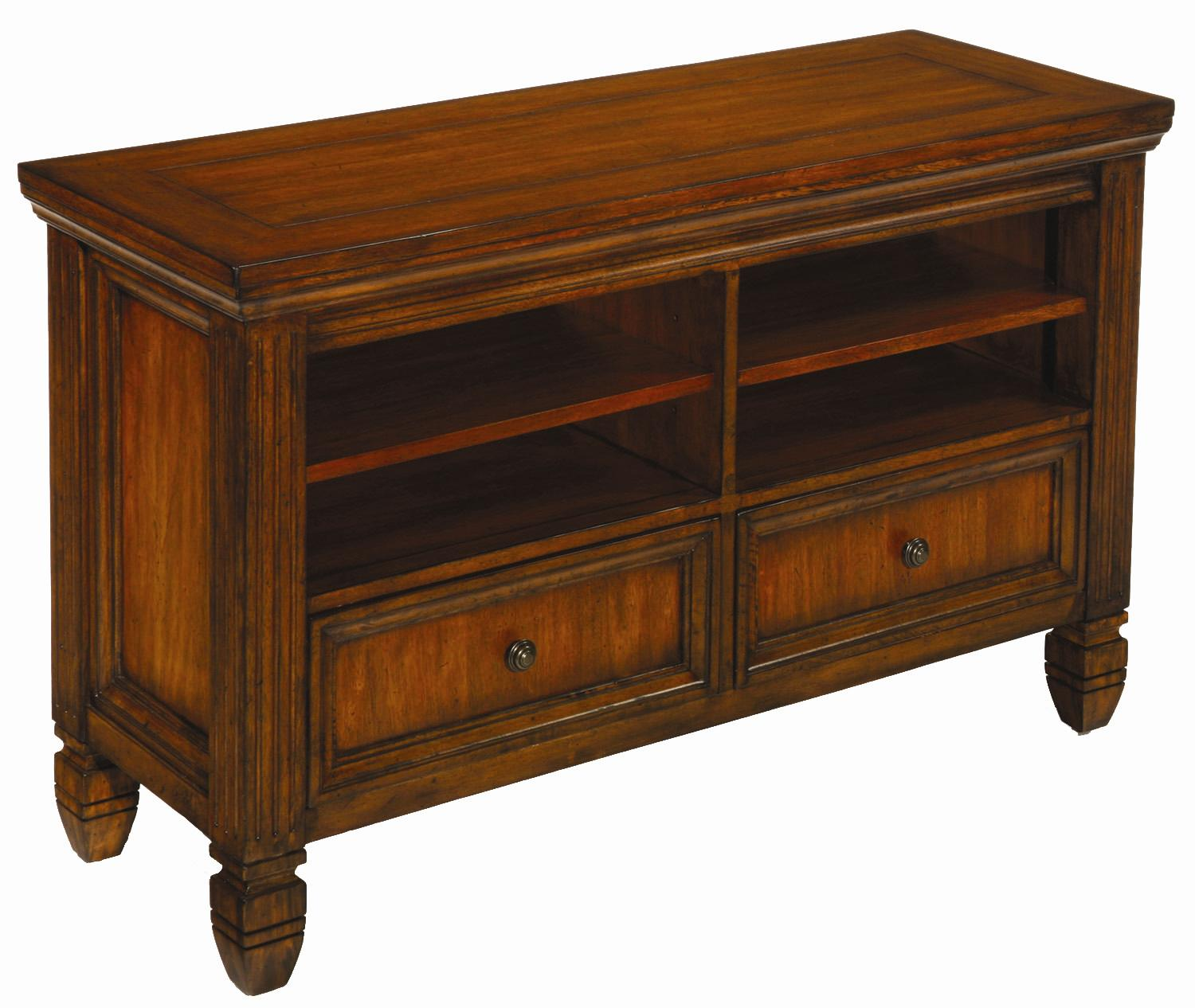 Hammary Hidden Treasures Entertainment Console - Item Number: T73492-00