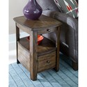 Hammary Primo Chairside Table - Item Number: 446-916