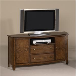 Hammary Primo Entertainment Console