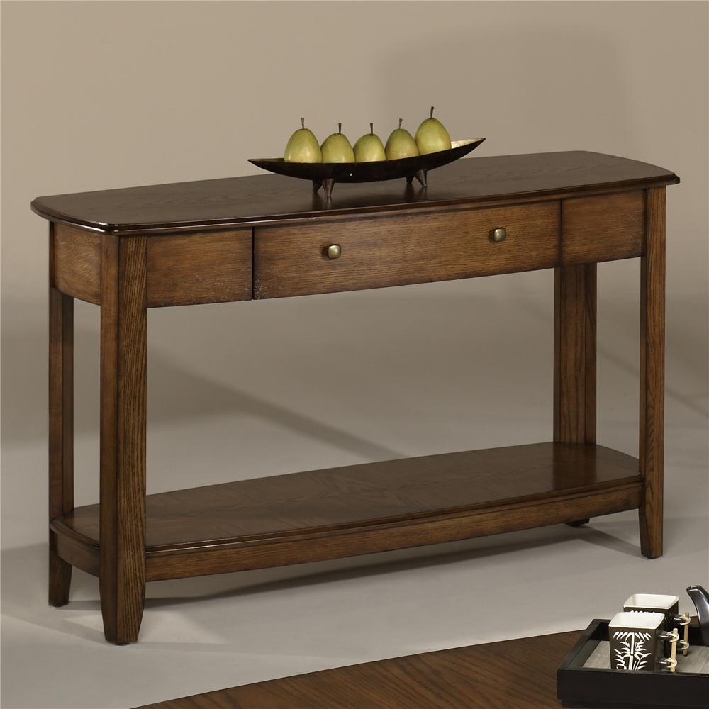Hammary Primo Sofa Table - Item Number: T2006989-00