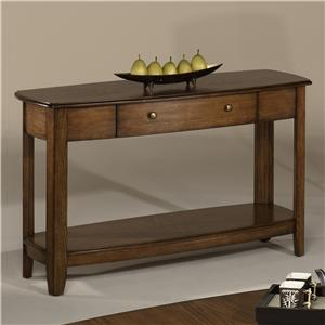 Hammary Primo Sofa Table