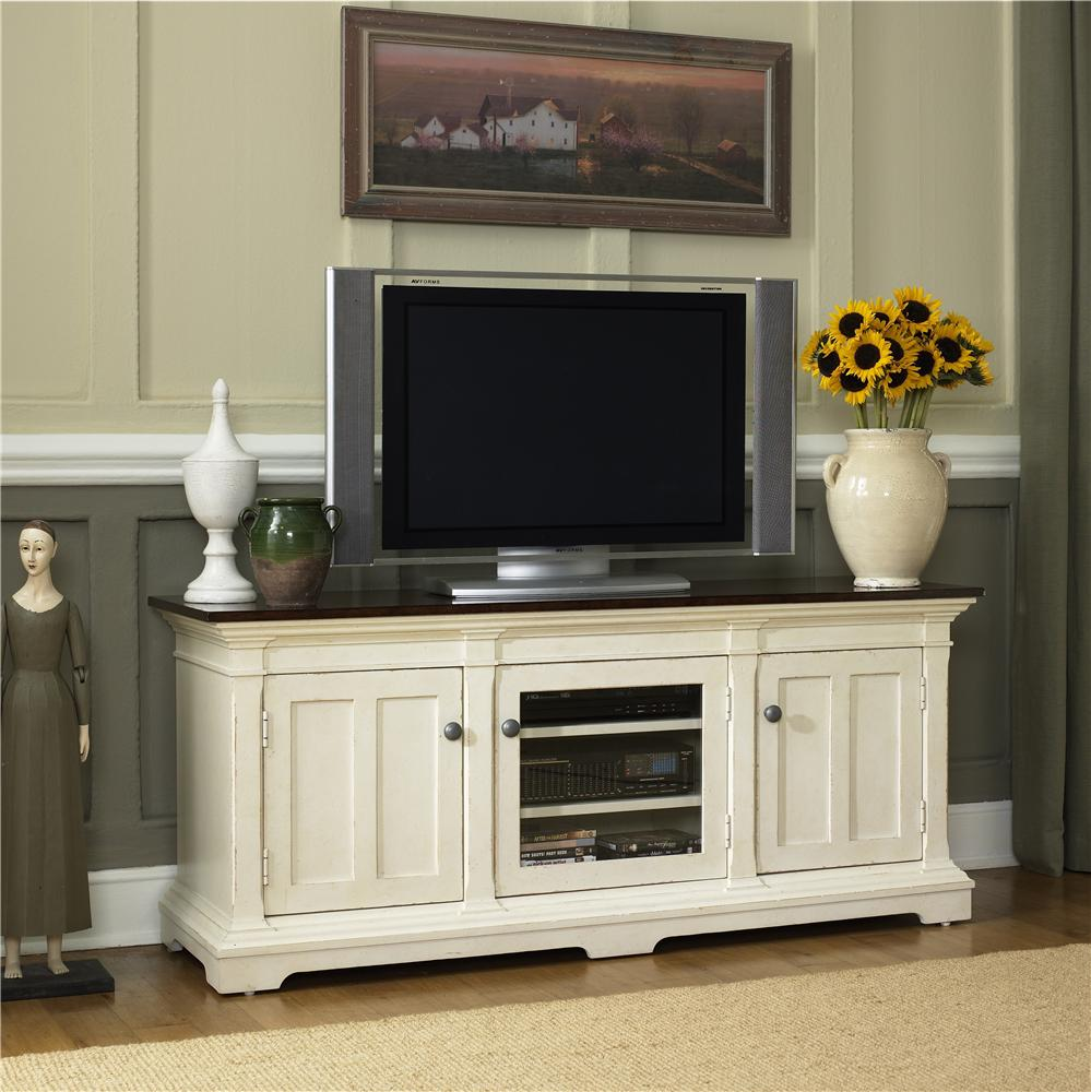 Hammary Promenade Entertainment Console - Item Number: T2001886-02