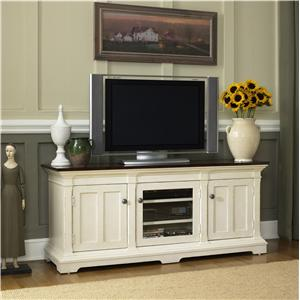 Hammary Promenade Entertainment Console