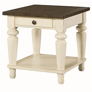 Hammary Heartland End Table