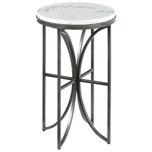 Morris Home Impact Small Round Accent Table