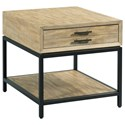 Hammary Jefferson End Table - Item Number: 976-915