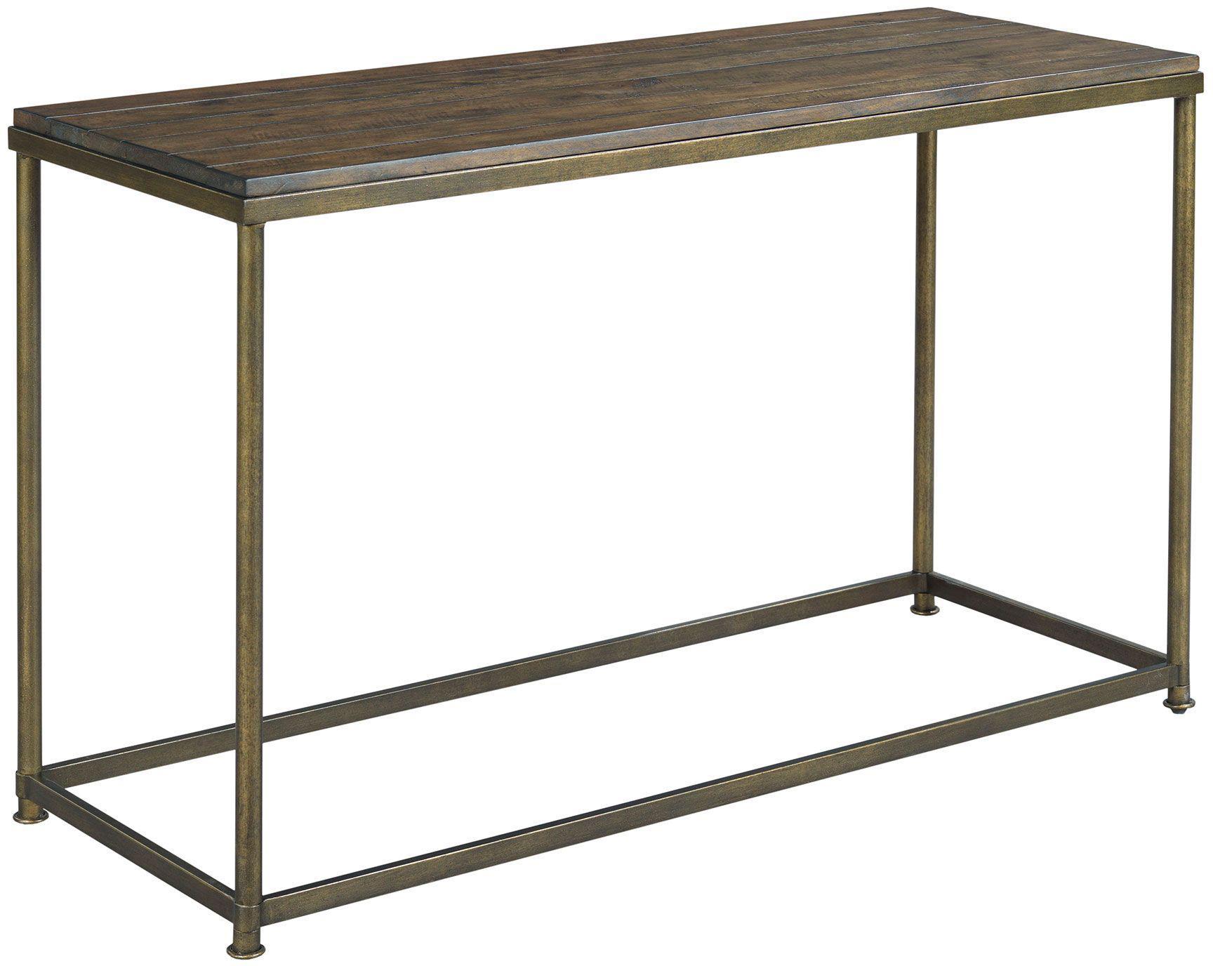 Hammary Leone Sofa Table - Item Number: 563-925