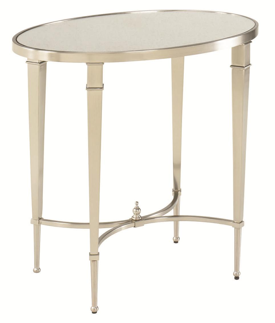 Hammary Mallory Oval End Table - Item Number: 173-916