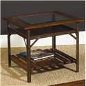 Hammary Mercantile Rectangular End Table - Item Number: 050-915