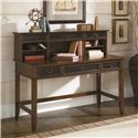 Hammary Mercantile Desk and Hutch - Item Number: 050-940+941
