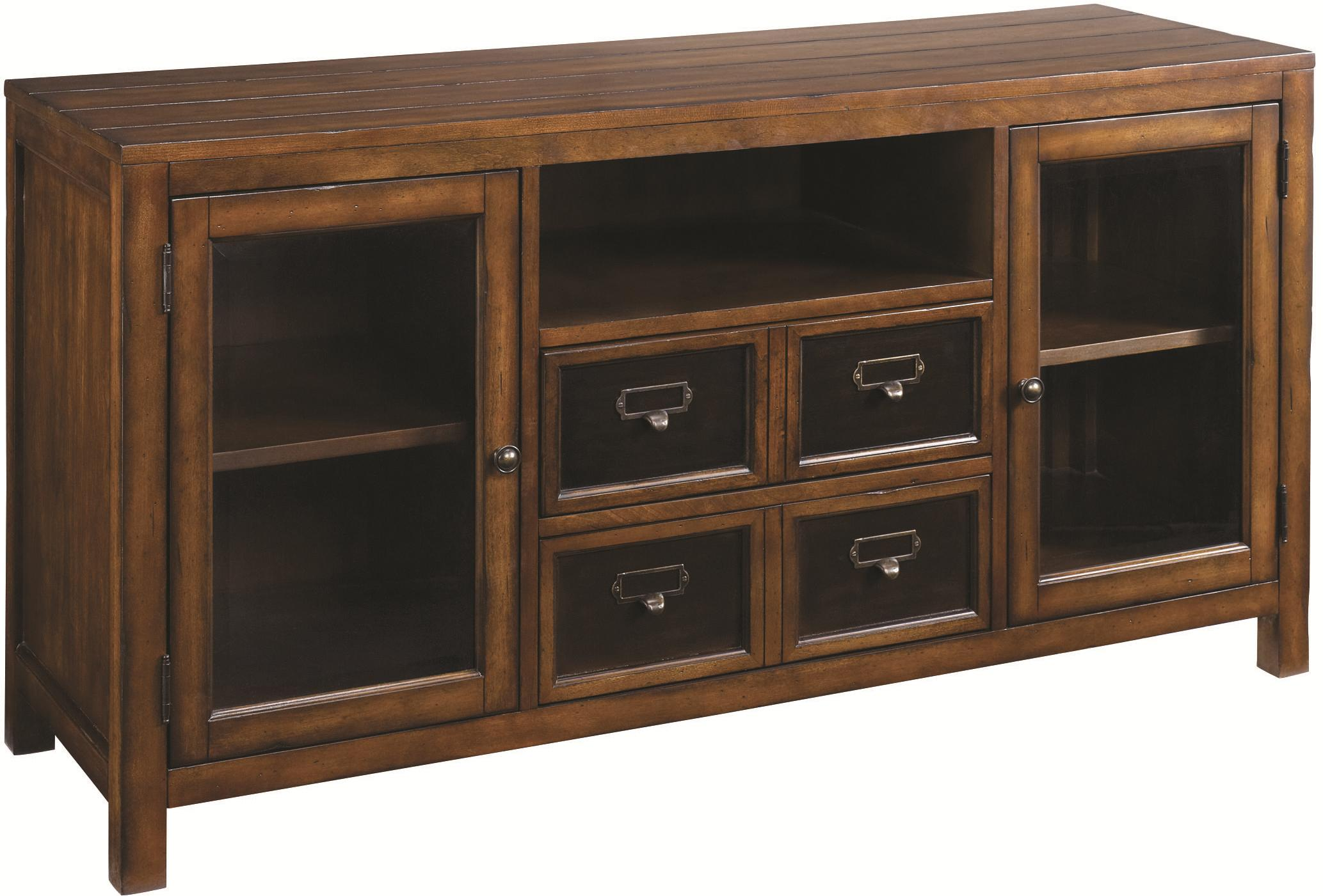 Hammary Mercantile Entertainment Console - Item Number: 050-946