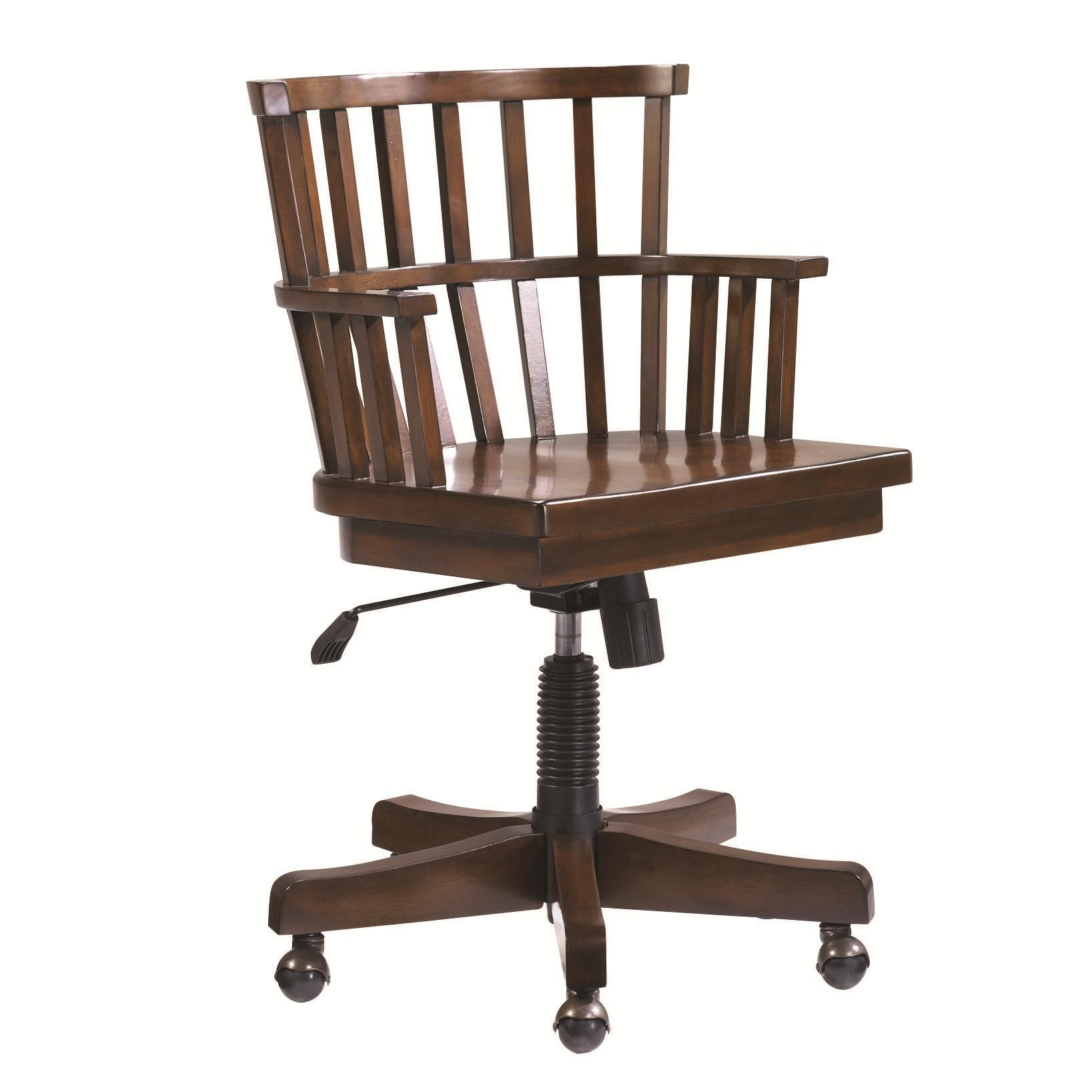 Hammary Mercantile Desk Chair - Item Number: 050-948