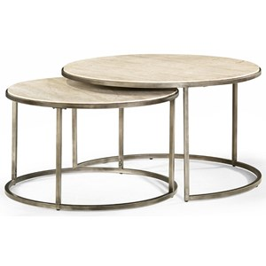 Loretto Round Cocktail Table