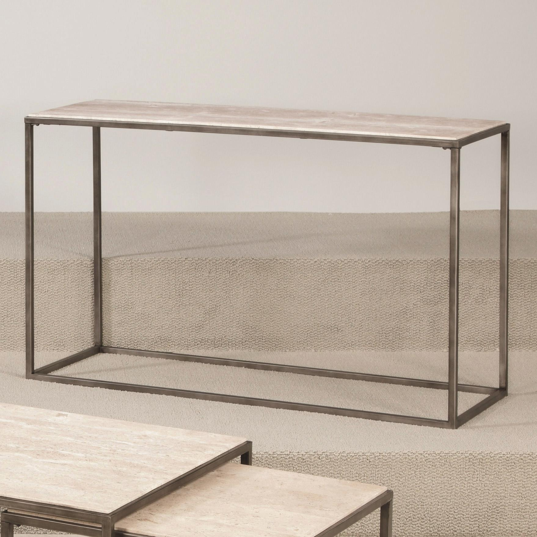 Hammary Modern Basics Sofa Table - Item Number: 190-925