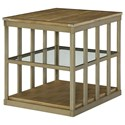 Hammary Modern Theory  Rectangular End Table - Item Number: 449-915