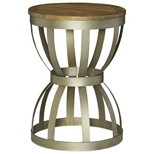 Hammary Modern Theory  End Table