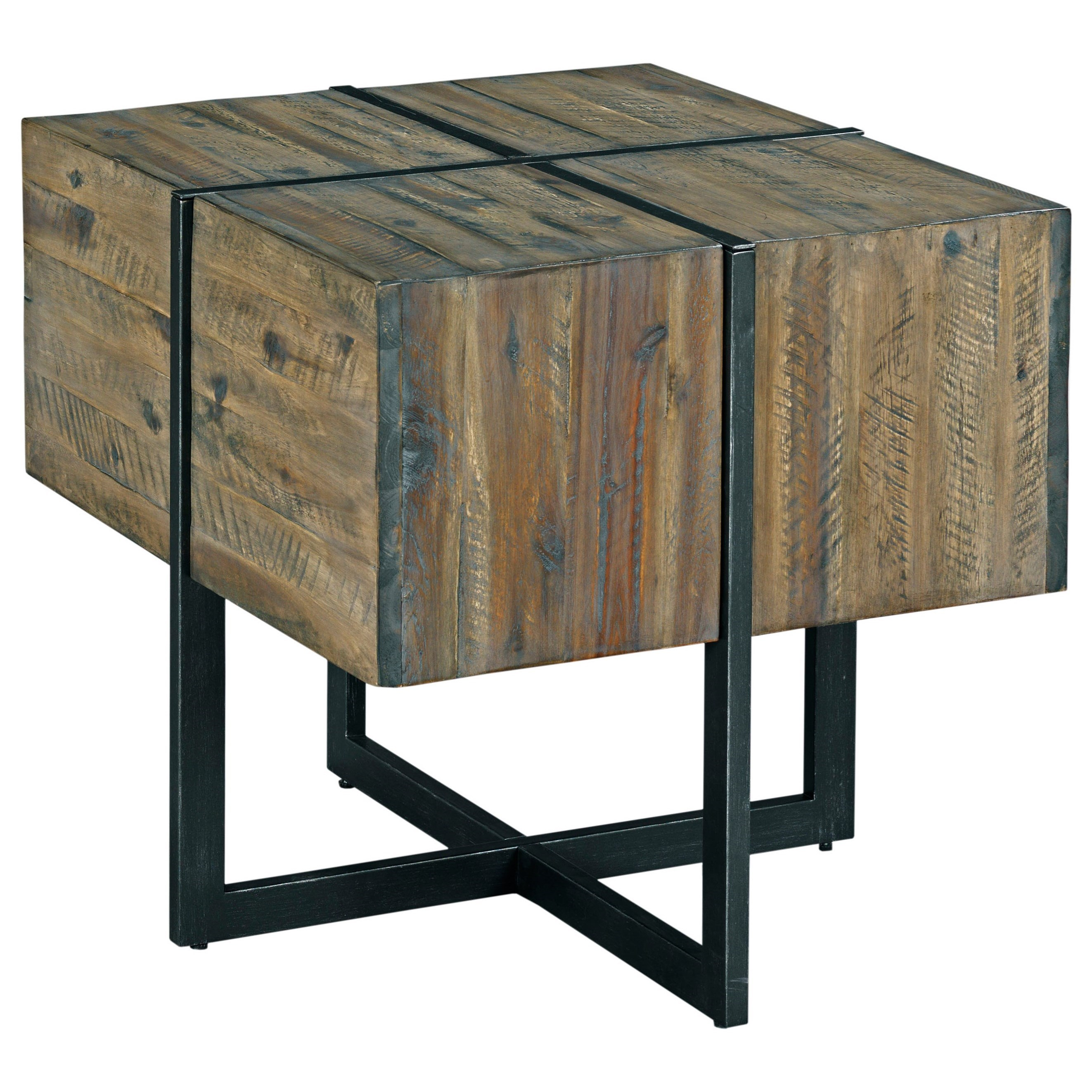 Hammary Modern Timber Accent End Table   Item Number: 626 915