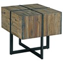 Hammary Modern Timber Accent End Table - Item Number: 626-915