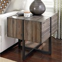 Hammary Modern Timber Accent End Table