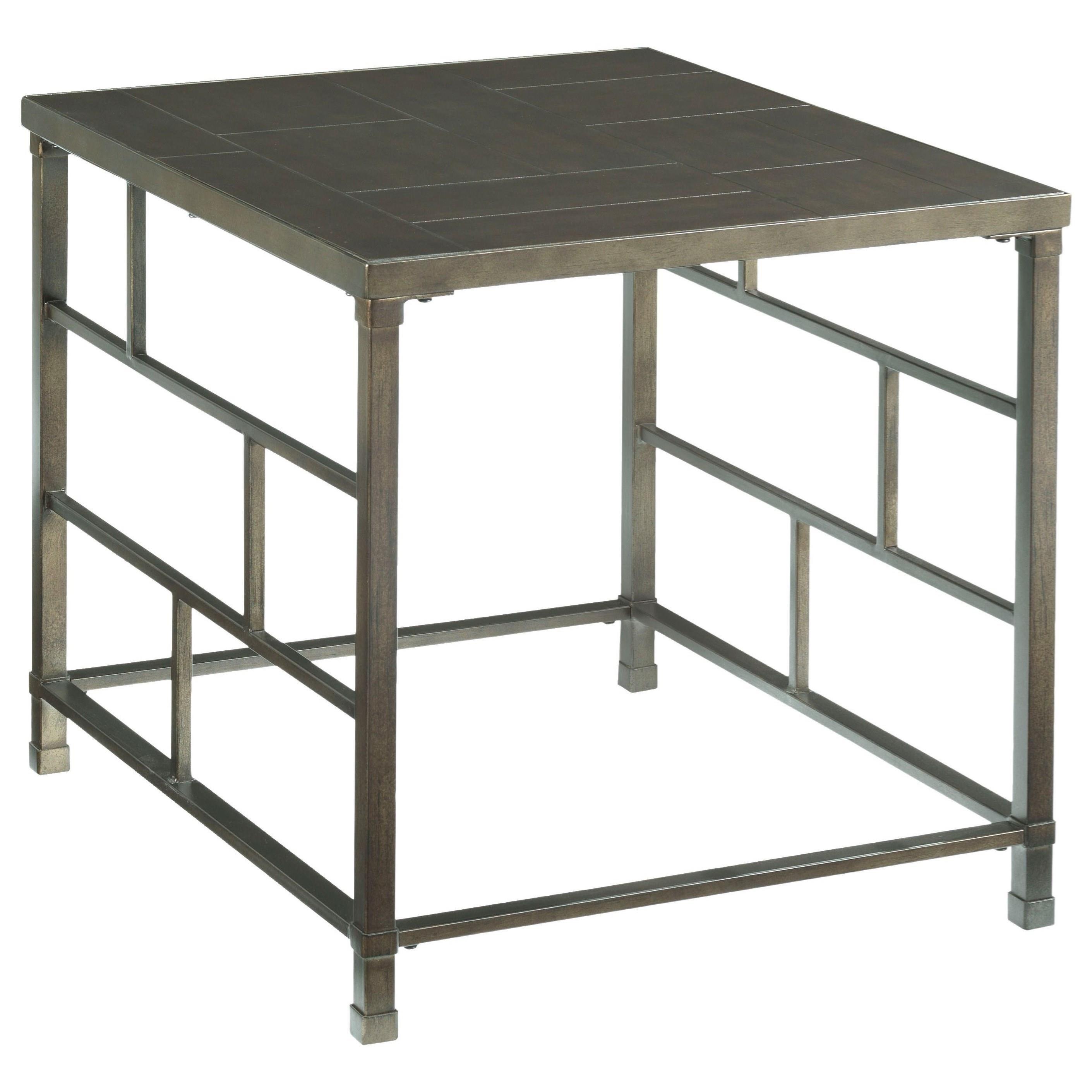 Hammary Newton Rectangular End Table - Item Number: 578-915