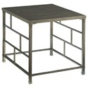 Hammary Newton Rectangular End Table - Item Number: 578-915