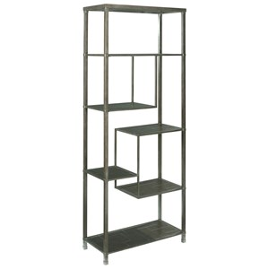Morris Home Furnishings Newton Etagere