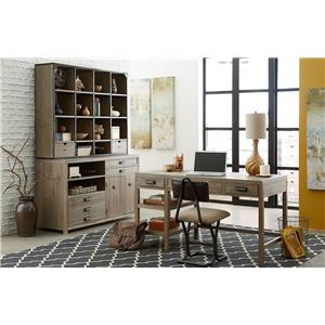 Morris Home Furnishings Parsons Home Office Group