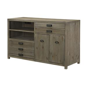 Morris Home Furnishings Parsons Credenza Desk