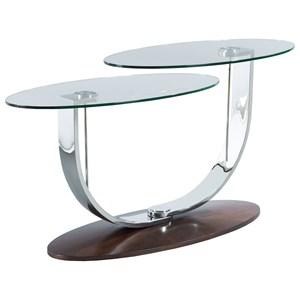 Hammary Pivot Sofa Table