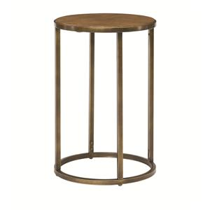 Hammary Soho Round End Table