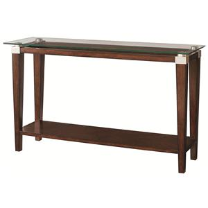 Hammary Solitaire Sofa Table
