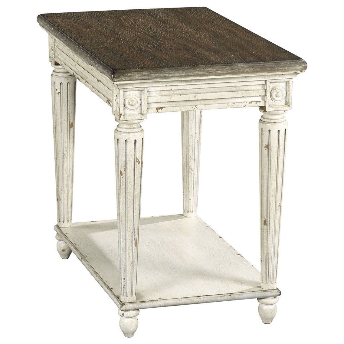 Hammary Southbury OCC Chairside Charging Table - Item Number: 513-918